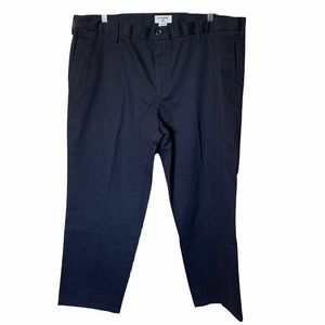 NWOT Dockers navy blue straight fit pants 42 x 30